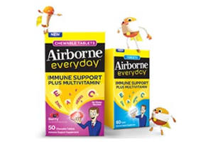 Airborne Everyday Chewable Tablets