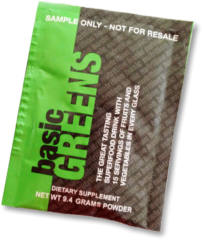 Basic Greens Dietary Supplement