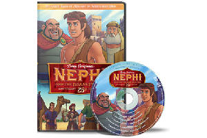 Nephi & the Brass Plates Animated DVD