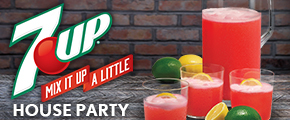7UP Mix It Up Party Pack