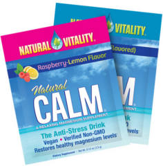 Natural Vitality Magnesium Supplement