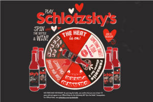 Schlotzsky's Spin The Bottle Sweepstakes