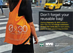 DSNY Reusable Bags