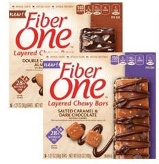 Fiber One Layered Chewy Bars