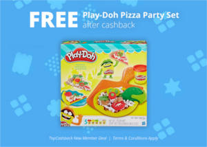 FREE Play-Doh Pizza Party Set