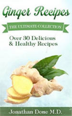 Ginger Recipes by Encore Books