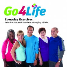 Go4Life Everyday Exercises DVD