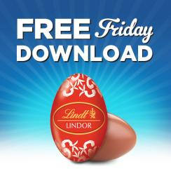 Lindt Lindor Milk Chocolate Egg
