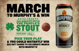 Murphy's March Instant Win Game