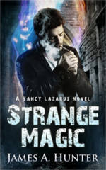 Strange Magic by James Hunter