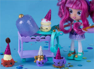 Ultimate Shopkins Swap-Kins Party