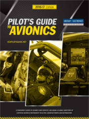 2016-17 Pilot's Guide to Avionics