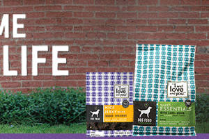 I and Love and You Essentials Dog Food and Treats