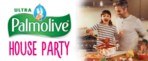 Palmolive House Party