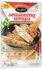 Stouffers Seasoning Wraps