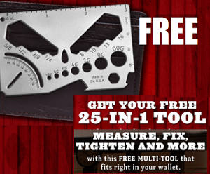 FREE Multi-Tool from Red Seal
