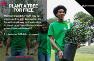 PLANT A TREE FOR FREE