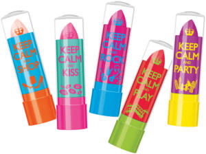 Rimmel Keep Calm and Lip Balm