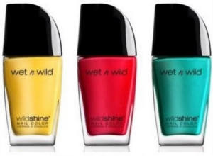 Wet N' Wild Wild Shine Nail Polish