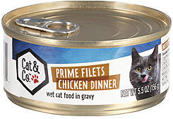 Cat & Co. Canned Cat Food
