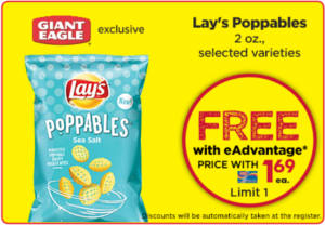 Lay's Poppables Chips