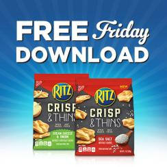 RITZ Crisp & Thins Chips