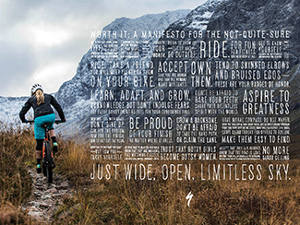 Specialized Bicycle Poster