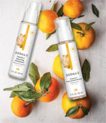 Derma E Vitamin C Renewing Moisturizer and Concentrated Serum