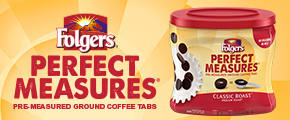 Folgers Perfect Measures Coffee