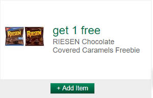 RIESEN Chocolate Covered Caramels