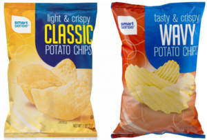 Smart Sense Potato Chips