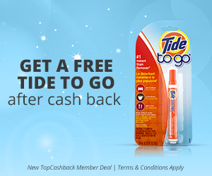 FREE Tide To Go Pen