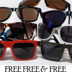FREE Sunglasses