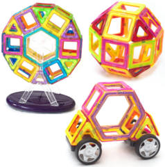 Magnetic Tile Toys