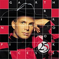 The Chase/In Pieces by Garth Brooks