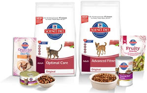 Hills Science Diet Dry Dog or Cat Food