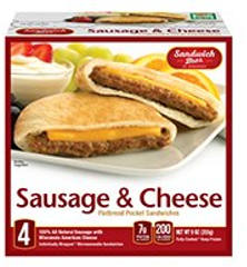 Sandwich Bros. Sausage & Cheese