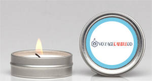 Scented Candle Sample