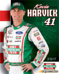 Kevin Harvick Darlington Throwback Hero Card