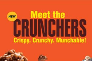 Reese's and Hershey's Crunchers Samples