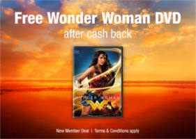 FREE Wonder Woman Special Edition DVD