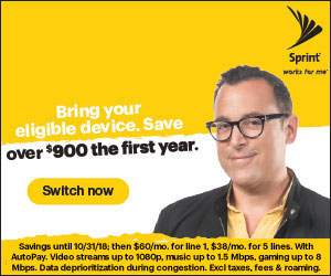 Sprint - FREE Unlimited for 1 Year