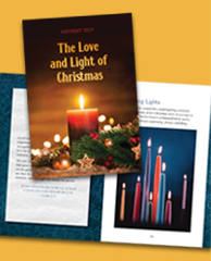 The Love & Light of Christmas Booklet