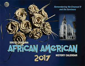 FREE South Carolina African American History 2018 Calendar