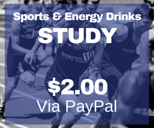 Sports & Energy Drinks Study