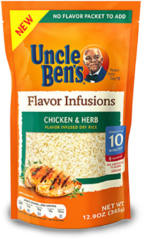 UNCLE BEN'S Flavor Infusions Rice