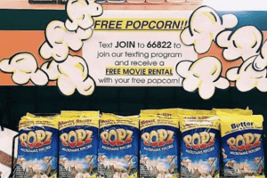 FREE Movie Rental and Popcorn at Family Video