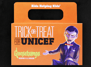 FREE Trick-or-Treat for UNICEF Kit