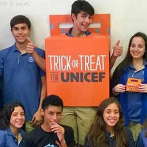 FREE 2019 Trick-or-Treat for UNICEF Kit