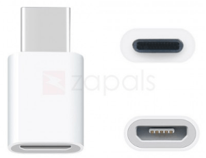 FREE USB 3.1 Type C Male to Micro USB Female Adapter